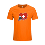 Switzerland Travel Souvenir Unisex T-Shirts