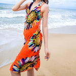 Summer Beach Dress Bikini Cover-up