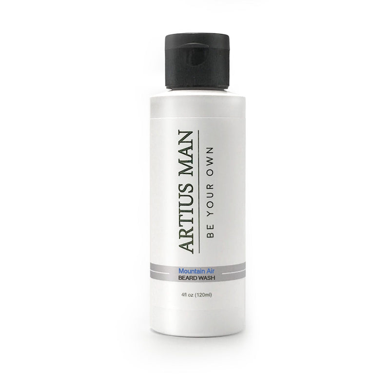Artius Man BEARD WASH Mountain Air