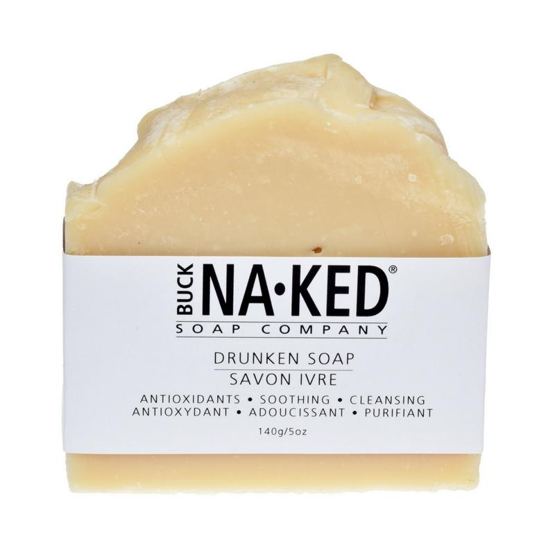 Buck Naked Soap Bar DRUNKEN SOAP