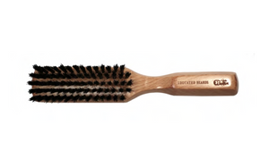 Educated Beards NATURAL BOAR HAIR BRUSH