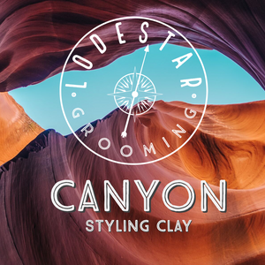 Lodestar Grooming CANYON Styling Clay