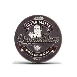 Dapper Dan ULTRA MATTE SUPER HOLD CLAY