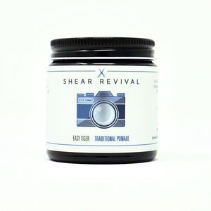 Shear Revival EASY TIGER Tradition Pomade