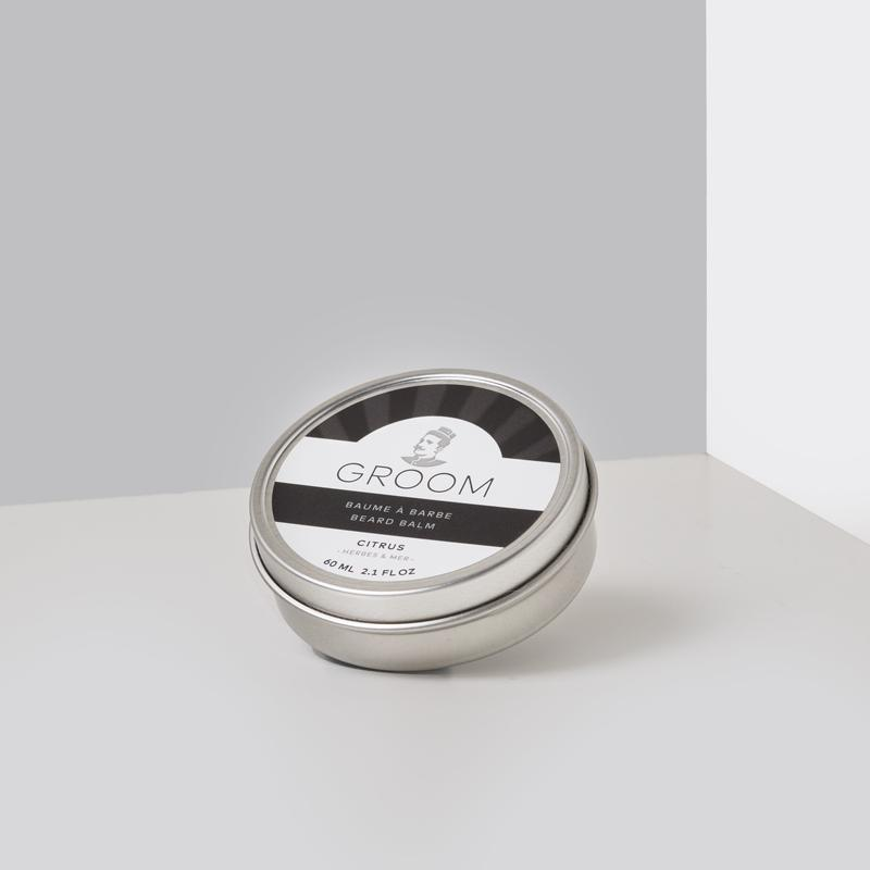 Groom BEARD BALM Citrus