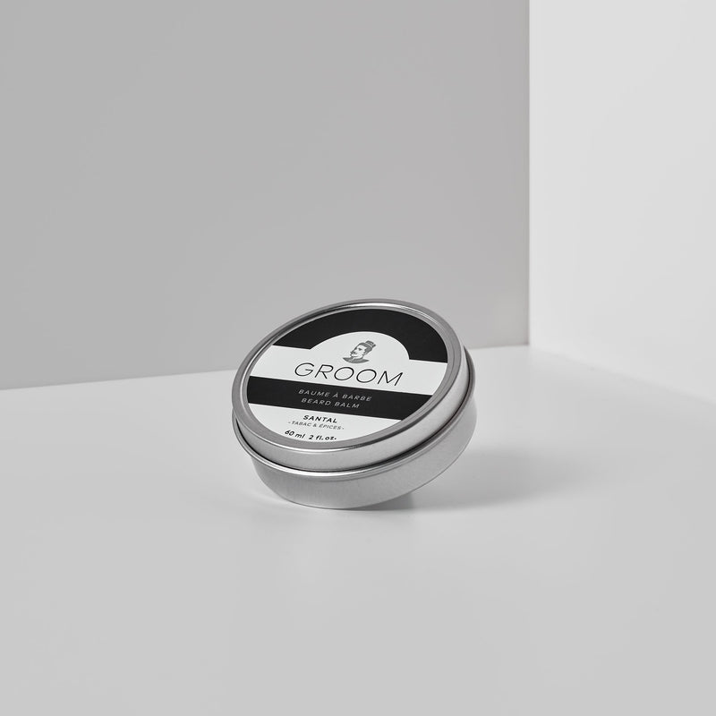 Groom BEARD BALM Santal
