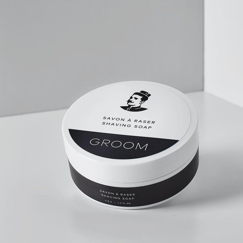 Groom SAVING SOAP