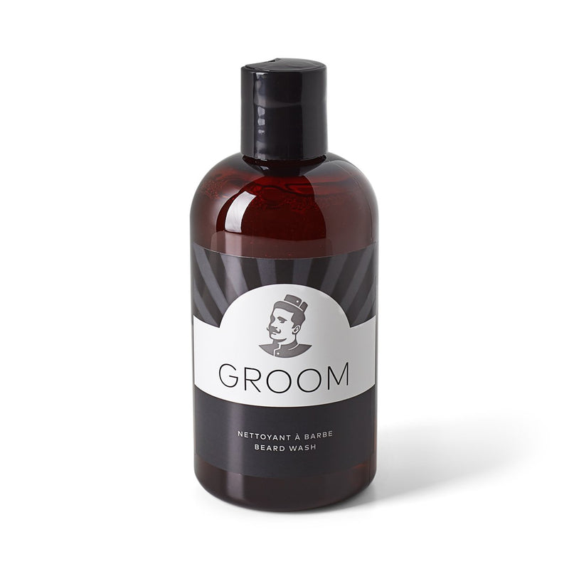 Groom Beard Wash