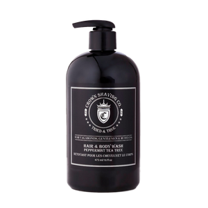 Crown Shaving Co HAIR & BODY WASH