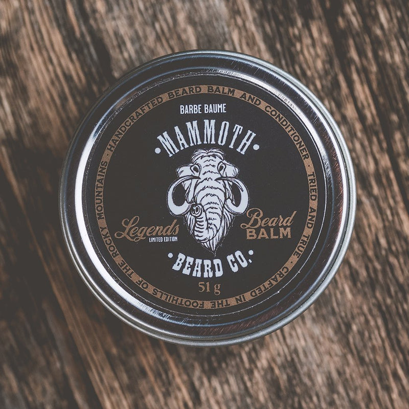 Mammoth Beard BALM & CONDITIONER- Legends Limited Edition