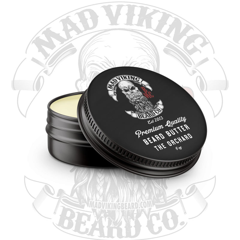 Mad Viking BEARD BUTTER The Orchard
