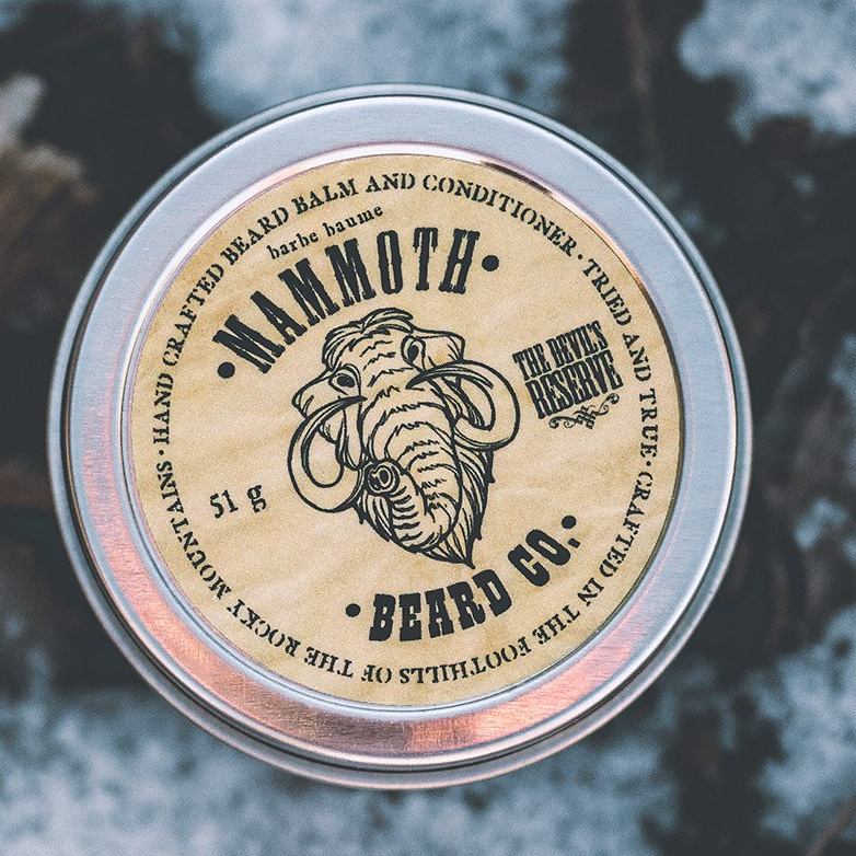 Mammoth Beard BALM & CONDITIONER - Devil's Reserve