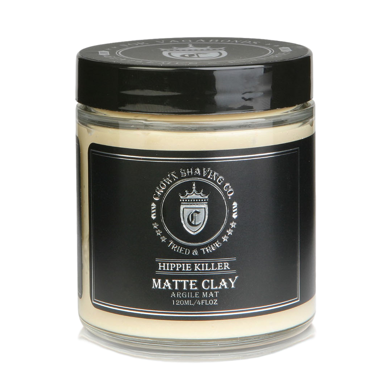 CROWN SHAVING MATTE STYLING CLAY
