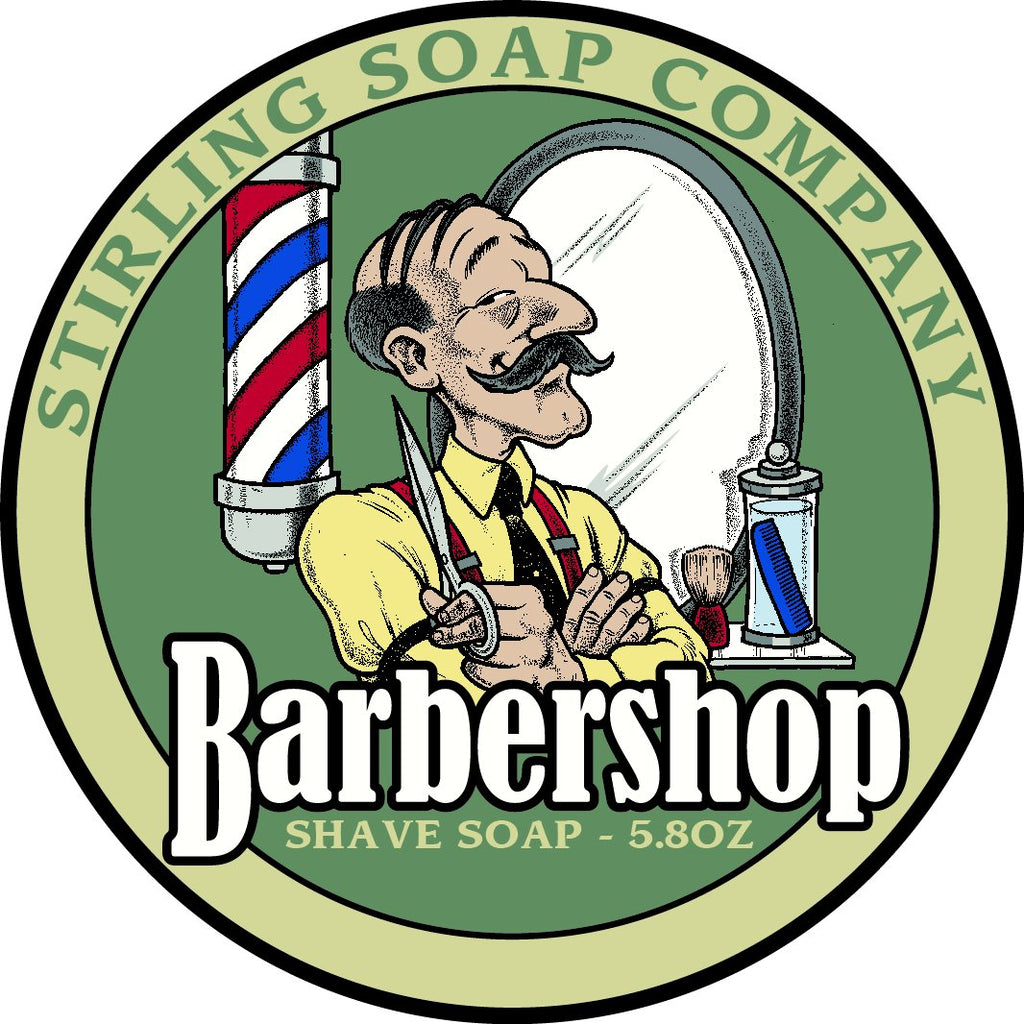 Stirling Soap SHAVE SOAP Barbershop