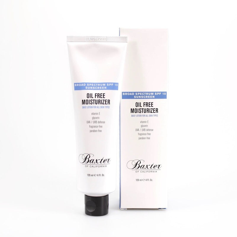 Baxter of California OIL FREE MOISTURIZER SPF 15