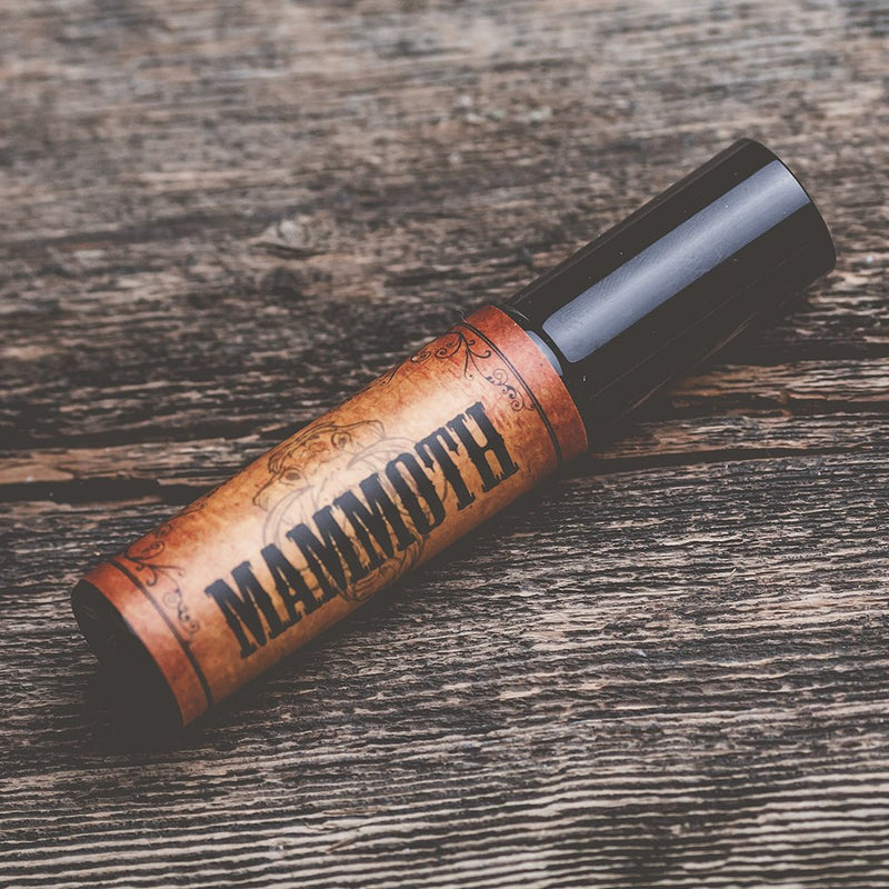 Mammoth Beard COLOGNE - Sex & Cigars