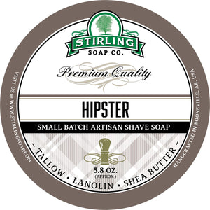 Stirling Soap SHAVE SOAP Hipster