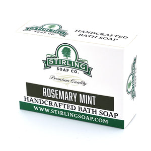 Stirling Soap BAR SOAP Rosemary Mint