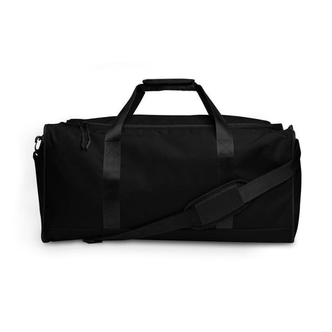 Black - DVNK Commuter Duffle