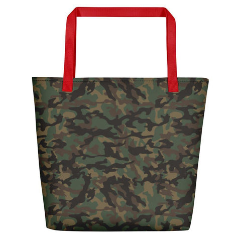 Camo - DVNK XL Travel Tote