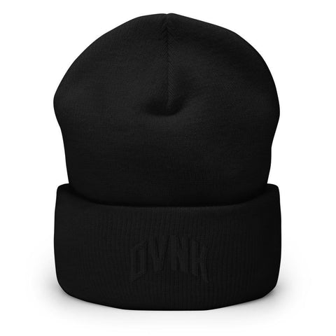 DVNK - Embroidered Cuffed Beanie - DVNK Collective