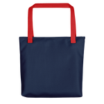 Navy / Red - Reusable Utility Tote - DVNK Collective