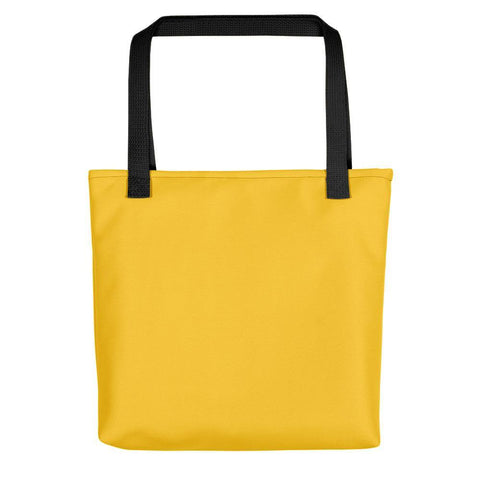 Yellow - Reusable Utility Travel Tote