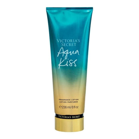 Body Lotion Aqua Kiss para Mujer de Victoria's Secret 236 ML - Arome México