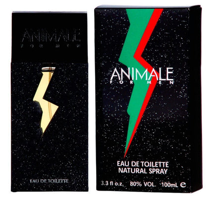 Perfume Animale Men para Hombre de Animale Eau de Toilette 100ML - Arome México