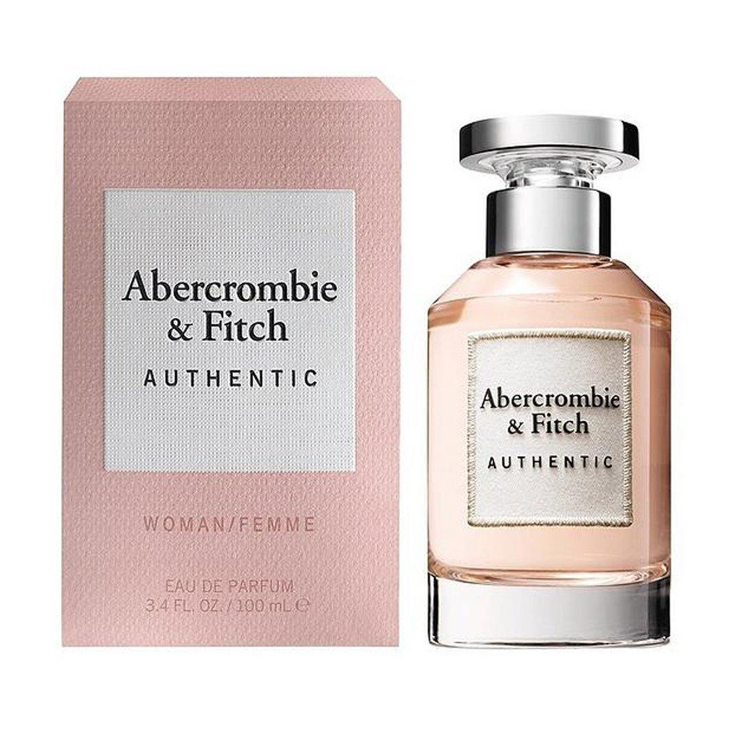 Perfume Authentic para Mujer de Abercrombie & Fitch EDP 100ML