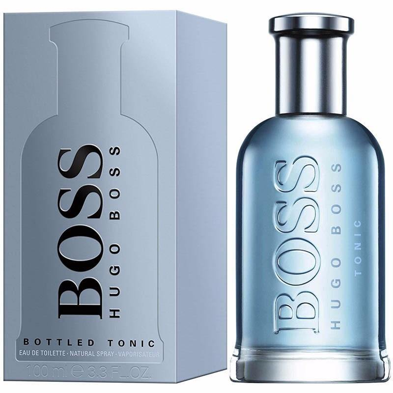 Perfume Boss Bottled Tonic para Hombre de Hugo Boss Edt 100ml