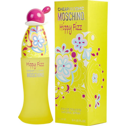 Perfume Cheap and Chic Hippy Fizz para Mujer Moschino EDT 100ML - Arome México