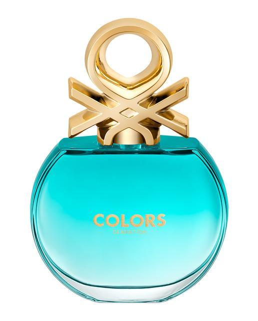 Perfume Colors Blue para Mujer de Benetton Eau de Toilette 80ml