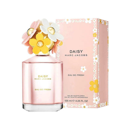 Perfume Daisy Eau So Fresh de Marc Jacobs Eau de Toilette 125ML - Arome México