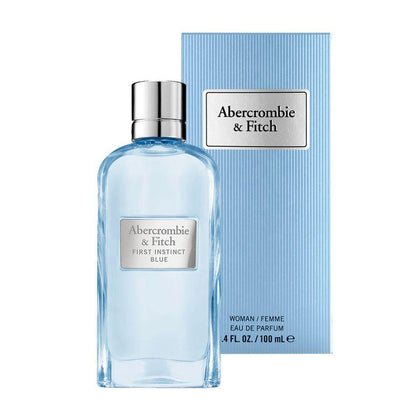 Perfume First Instinct Blue para Mujer de Abercrombie & Fitch 100ML - Arome Mexico