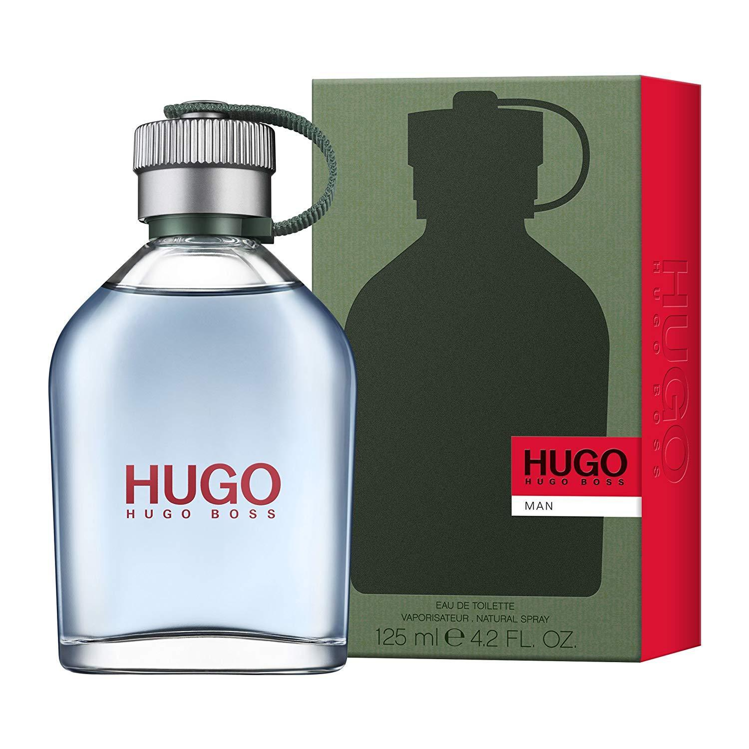 Perfume Hugo Green Para Hombre de Hugo Boss 125ML