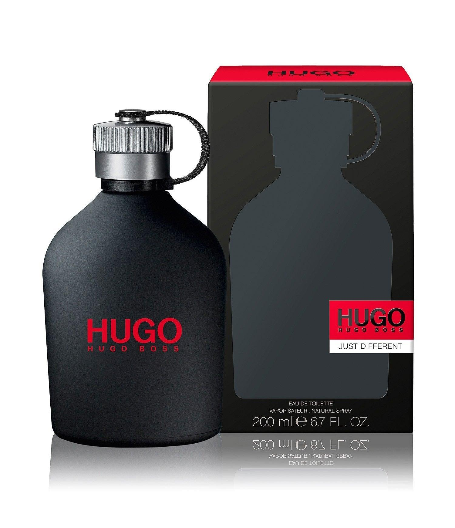 Perfume Hugo Just Different para Hombre de Hugo Boss EDT 200ML