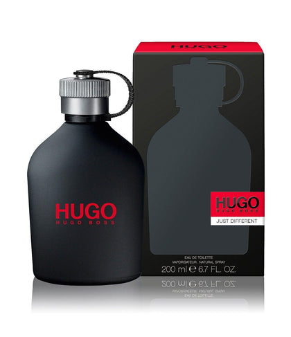 Perfume Hugo Just Different para Hombre de Hugo Boss EDT 200ML - Arome México