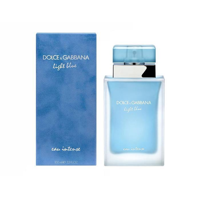 Perfume Light Blue Eau Intese para Mujer de Dolce Gabbana 100ML