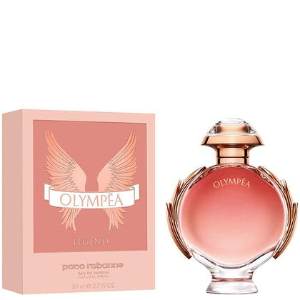 Perfume Olympea Legend para Mujer de Paco Rabanne EDP 80 ML - Arome Mexico