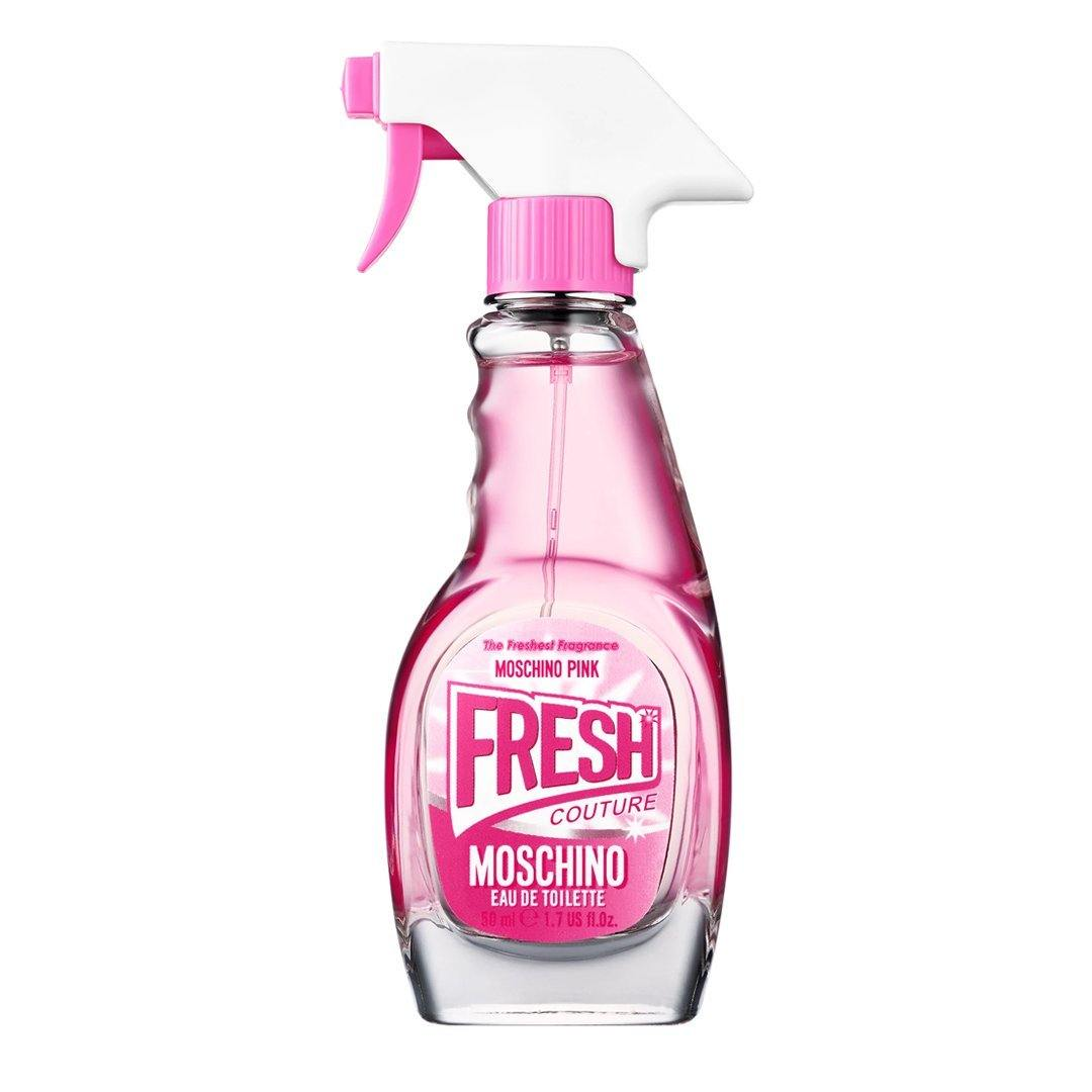 Perfume Pink Fresh Couture para Mujer de Moschino EDT 100ML