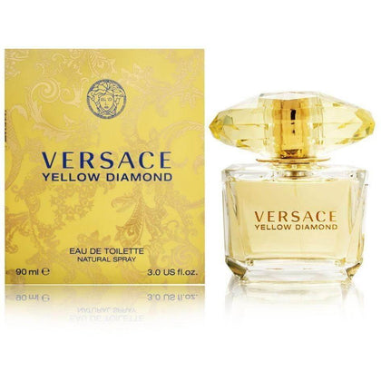 Perfume Yellow Diamond para Mujer de Versace Eau de Toilette 90ml - Arome Mexico