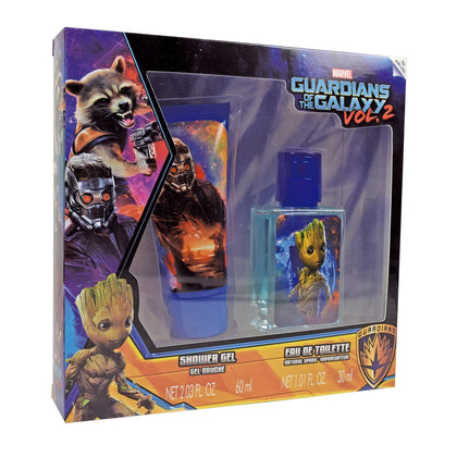 Set 2 Piezas Guardianes de la Galaxia para Niños de Marvel edt 30ml - Arome Mexico