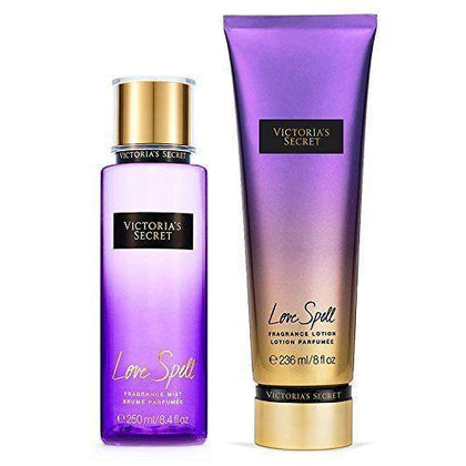 Set Love Spell para Mujer de Victorias Secret 250ML - Arome Mexico
