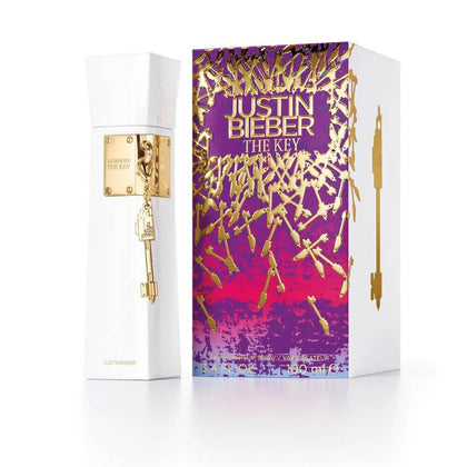 The Key for Women by Justin Bieber Eau de Parfum 100 ML - Arome Mexico