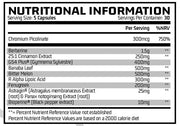 Deploy - Glucose Disposal Agent (30 Servings)