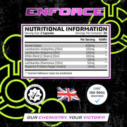 Enforce - 50 Billion Probiotic Blend (30 Servings)