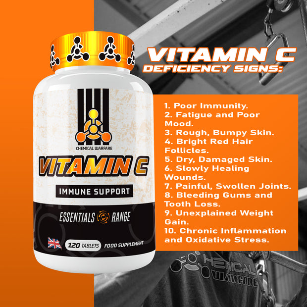 Vitamin C - (1000MG) x 120 Tablets