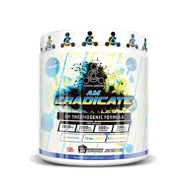 AM Eradicate - Day Time Weight Management (30 Serving)