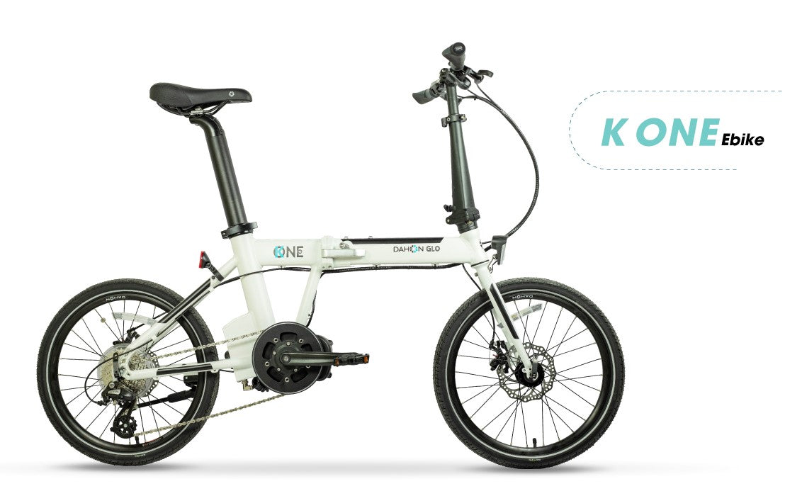 K-ONE EBIKE MID DRIVE - IN STOCK AT SELECT DAHON DEALERS ONLY!